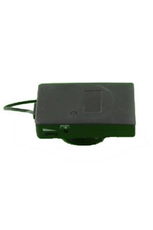 5. 4. 3. 2. 1. Инвертор для холодного неона.  Работа от четырех батареек типа ААА (мизинчиковые) или.